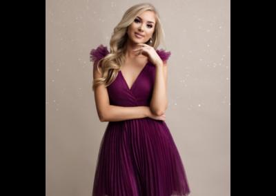 paars jurkje epsilon