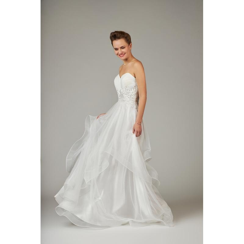 Elegante bruidsjurk